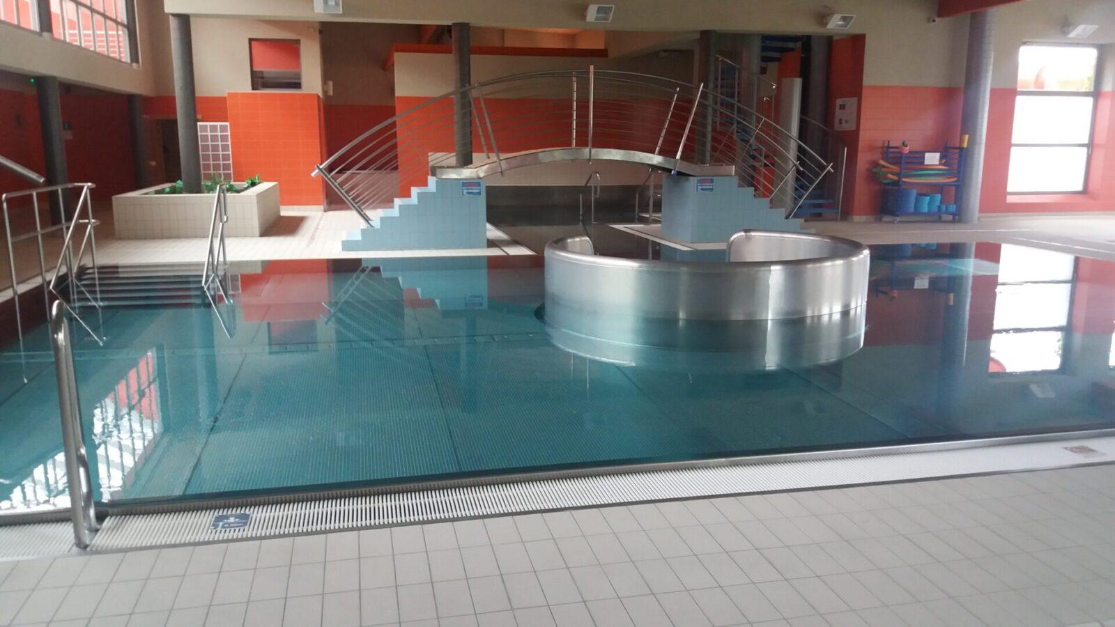Pływalnia Kasztelanka - strefa rekreacji