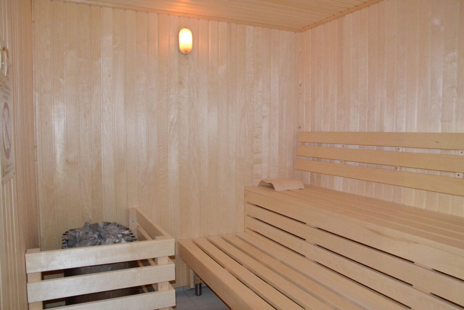Pływalnia Kasztelanka - sauna