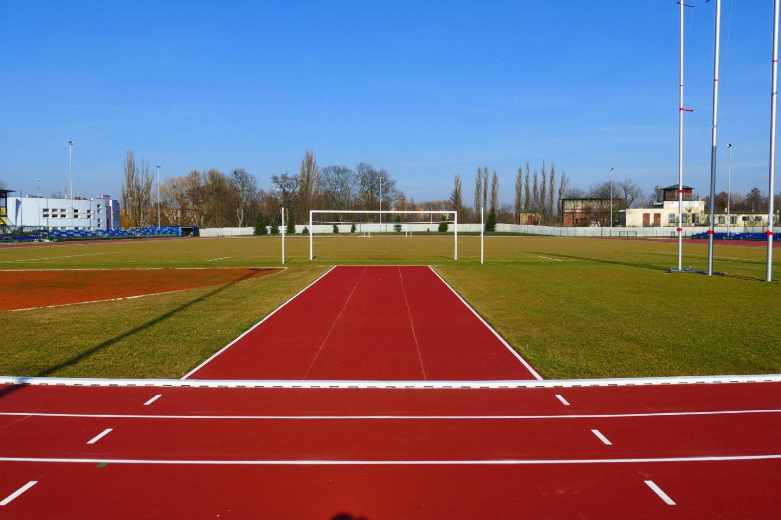 Stadion - Rzutnia.