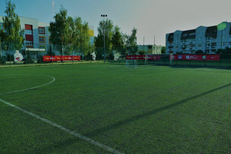 Boisko Piłkarskie Orlik w Międzyrzeczu
