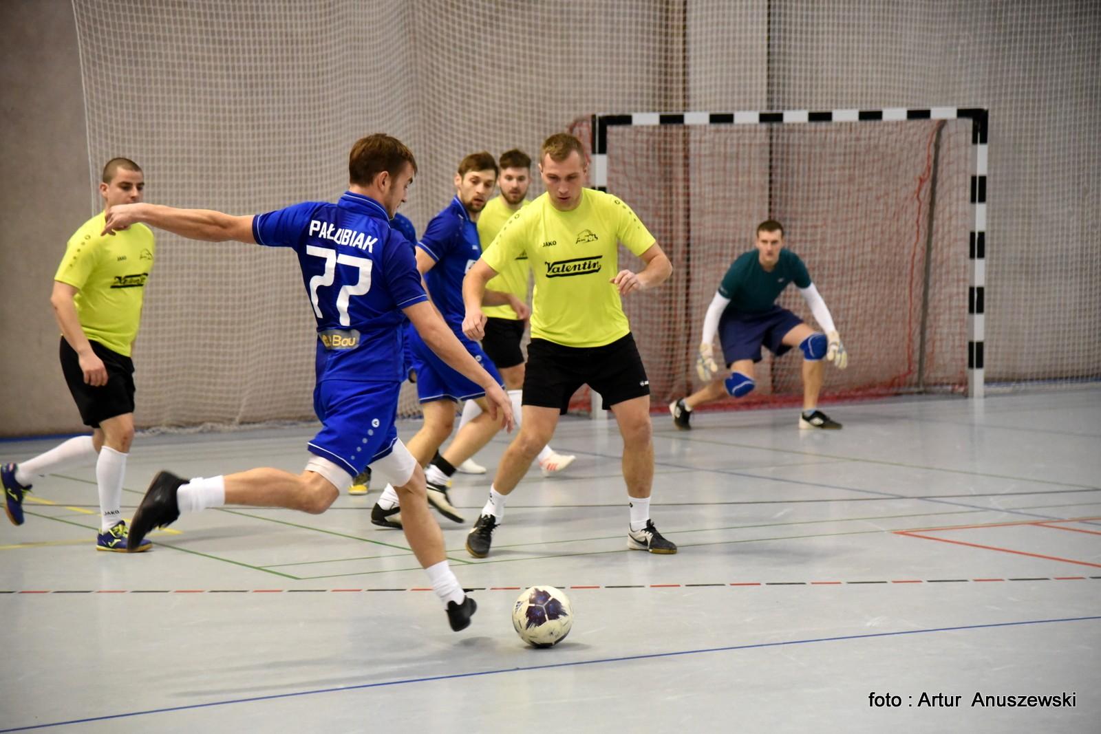 MLH - Międzyrzecka Liga Halowa Piłki Nożnej