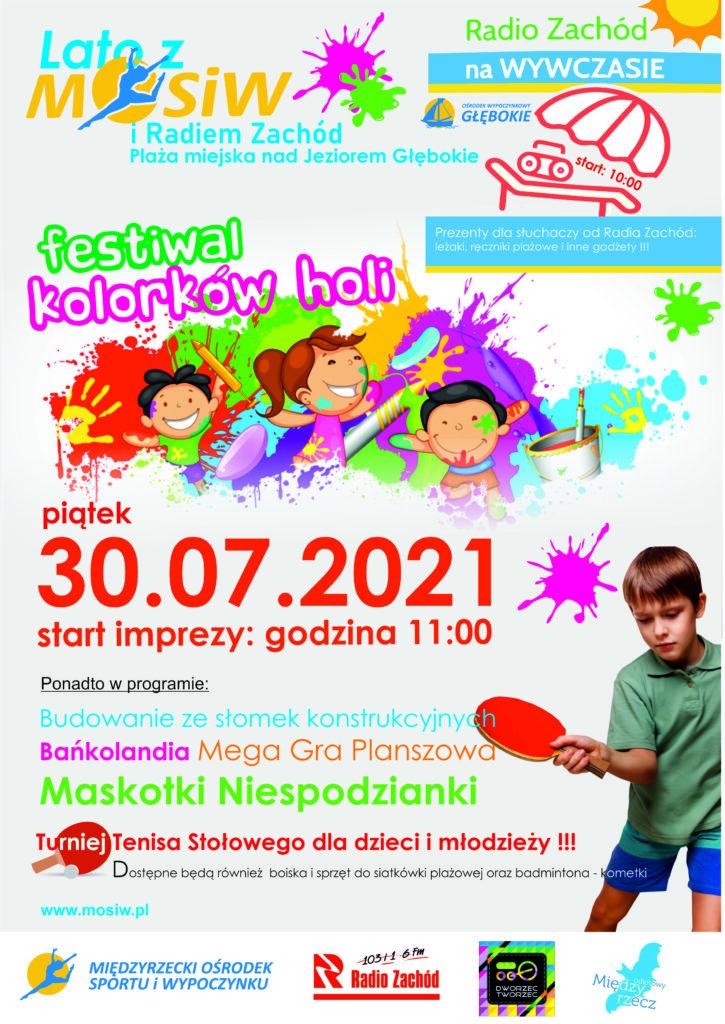 Plakat promocyjny wydarzenia