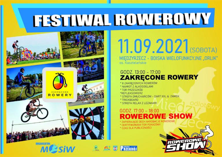 Zakończenie Lata z MOSiW – Festiwal Rowerowy